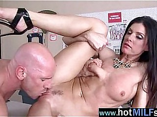(india summer) Mature Lady Ride On Camera Huge Monster Cock mov-14