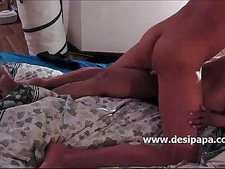Mature Indian Couple Foreplay Sex - DesiPapa.com